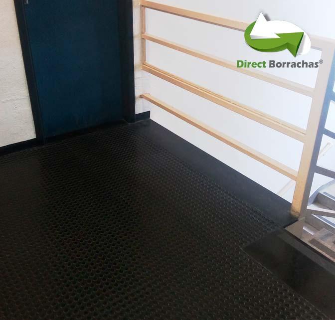 F brica de piso de borracha direct borrachas for Fabrica de pisos
