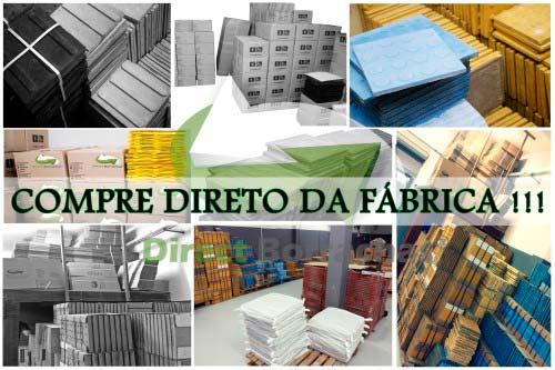 Fabricantes de pisos táteis
