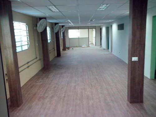 Instalações de pisos Paviflex